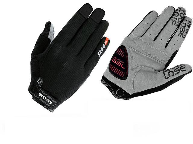 GripGrab Shark Handschuhe schwarz